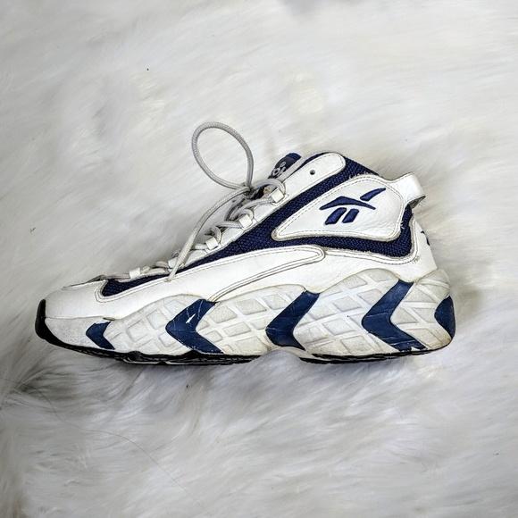 reebok basketball shoes 90's